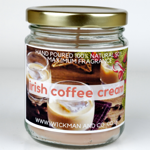 Irish Coffee Cream - Large